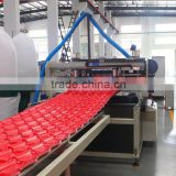 price of PVC+ASA glaze roofing tile production extrusion machine