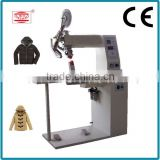 jiazhao brand elegant upscale down jacket sealing machinery with ce
