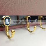 High Class ,elegant Stainless steel Clothes Hook YG-029J 3-8 hooks