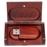 Eco-friendly usb wood pen drive with packing in wood engrave logo                                                                                                         Supplier's Choice