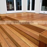 Extremely durable cumaru (brazilian teak ) hardwood outdoor decking