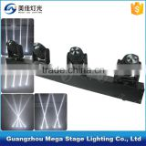 China stage bar led 4 eye moving head beam lights                                                                                                         Supplier's Choice