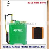 2013 New Style Manual Sprayer factory adjustable sprayer farm tool hand pickaxe