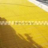 Anti-corrosion highs strength industrial fiberglass grating trench cover, long service life