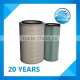 YUTONG and HIGER bus spare parts air filter K2850