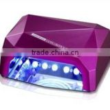 2014 ! 36W LED CCFL Nail Art Lamp Nail Dryer Nail Care Machine for UV Gel Nail Polish