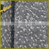 120x30x30cm bush hammered balsat g684 Chinese black granite stone edging stones driveways