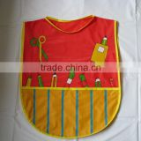 cute promotional waterproof children apron