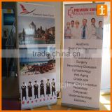 Cheapest advertising rollup display, economica roll up