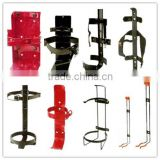 Fire spare parts Wall bracket for portable fire extinguisher fire equipment