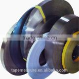 25mm custom steel fish tape manufacturers rolled galvanized tape measure strip with customized sizes
