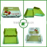 CUSTOM LOGO CORRUGATED FRUIT CARTON BOX CORRUGATED CARTON                                                                         Quality Choice