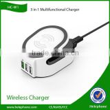 HC-W1 phone accessories charger wireless charger qi for HTC