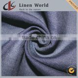 3024 170GSM Plain Dyed Ramie Viscose Blend Fabric