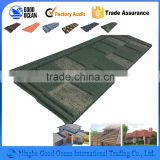 ISO-9001 certificated anti-UV light/ heat insulation roof tile/ waterproof roof shingle/corrugated roof panel