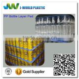 PP Corrugated Plastic Layer Pads for Glass Bottles