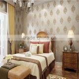 polyester non-woven embroidery wallpaper price 3d wall wallpaper fabric wall murals 3d wallpaper walls                                                                         Quality Choice