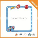 Famous kids lable sticker 3d cartoon custom sticker wholesale
