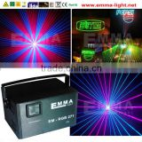 China laser projector Green + Red laser + Yellow laser + 100mW blue laser disco light for party show