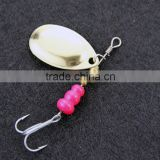 2016 New arrival hot sale cheap Mepps Agalia Spoon spinner fishing lure 4g