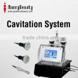 OSN personal professional ultrasound cavitation rf and cryolipolysis vacuum equipment with CE