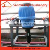 Accurate chemical-resistant liquid fertilizer dosing pump, water-driven chemical injector