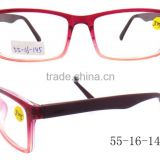 New Style Retro korean optical frames with spring hinge