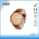 New Exquisite leather ladies watch ,popular watch for women ,promotional the New Exquisite leather ladies watch