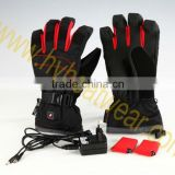 Electrical Hand Warmer battery heated Sport Hand Protection Gloves