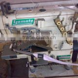 yamato cylinderbed used second hand interlock sewing machine japan used sewing machine interlock sewing machine