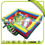 NEVERLAND TOYS Small inflatable Bouncer Castle Outdoor and Indoor Kids Inflatable Playground Cheap Inflatable Bouncers for Sale
