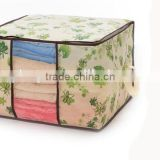 Quilts sub dust bag storage pouc / finishing quilts soft pouch storage box transpa /Non woven foldable storaging box