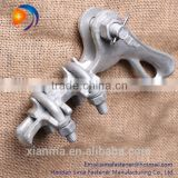 Aluminium Alloy Tension Clamp/Strain clamp/cable clamp/ overhead power line fitting