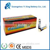 UM4 size AAA extra heavy duty battery r03