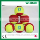 Stage 3 red acrylic ITF approved quality tennis ball