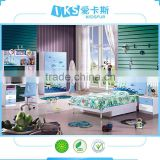 MDF board adult's kids bedroom furniture sets 8352B#