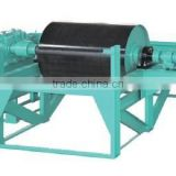 Dry-type large particle size magnetic separator, widely used in mining plant