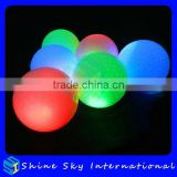 Customized Cheapest Led Golf Balls Professional Manufacturer