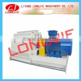 Poultry farm animal feed grinding and mixing machine