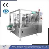 CF6-200 automatic premade pouch packing machine/doypack packing machine/rotary filling and sealing machine