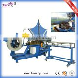 Strip type spiral duct manufacturing machine