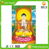 3D Effect Rhinestone Cross Stitch Diamond Painting buddha Picture Mosaic Kit
