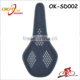 Leather saddle of bicycle leather horse saddle leather bicycle saddle