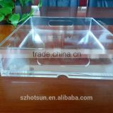 plastic shoes & boot tray,rectangular plastic trays