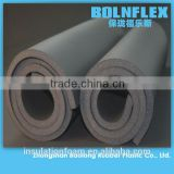 flexible elastomeric closed cell foam rubber thermal insulation sheet