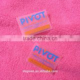 Washable brand logo heat seal,thermal transfer label for textile