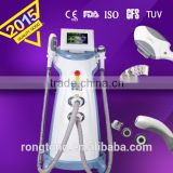multifunction skin care equipment radio frequency vascular and skin tightening led facial skin technology