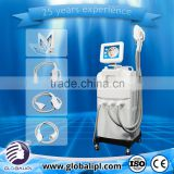 Medical CE approved SHR wrinkle removal hair removal wholesale bees wax hair removal