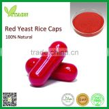 OEM&Chinese medicine Red Yeast Rice Capsule