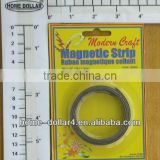 high quality white adhesive magnet strip